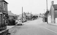 Pencoed, Penprisk Road c1955