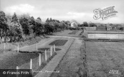 Recreation Ground c.1955, Pencoed