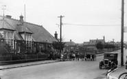 Pencoed, School 1938