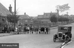Pencoed, School Children 1938