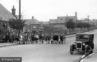 Pencoed, School Children 1938