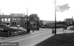 Pencoed, The Square c.1955