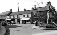 Pencoed, the Square c1960