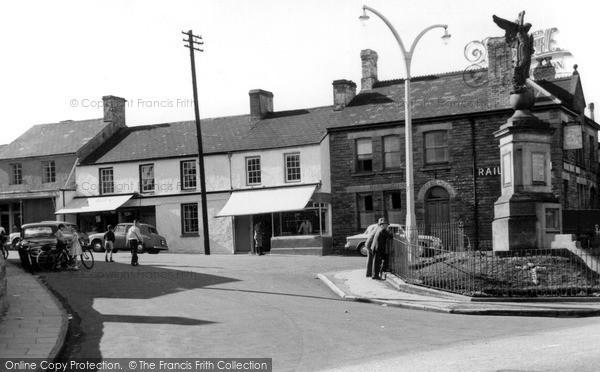 Photo of Pencoed, the Square c1960