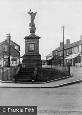 Pencoed, War Memorial 1938