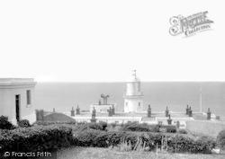 Pendeen, Lighthouse c.1935