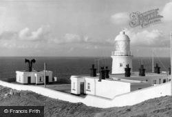 Pendeen, Pendeen Watch Lighthouse c.1955