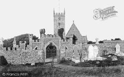 Pendeen, The Church 1908