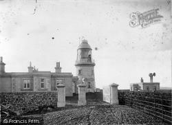 Pendeen, The Lighthouse c.1900
