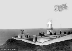 Pendeen, The Lighthouse c.1935