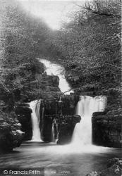 Penderyn, Cilhepste, Lower Fall 1898
