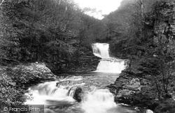 Penderyn, Cilhepste, Middle Fall 1898
