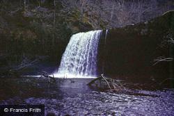 Penderyn, Sgwd Yr Eira Waterfalls 1978