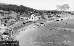 Pendine, Beach c.1955