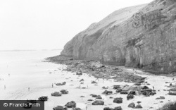 Pendine, The Beach c.1955