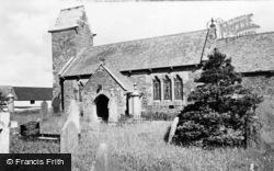 Pendine, Upper Pendine Church c.1960