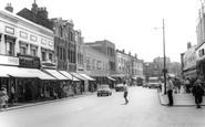 Penge, High Street c1965
