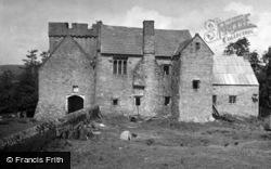 Penhow, The Castle 1949