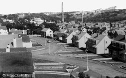 Penicuik, Broomhill Estate c.1960