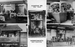 Fountain Inn Composite c.1960, Penistone