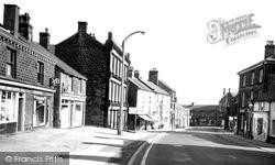 High Street c.1960, Penistone