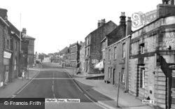 Market Street c.1960, Penistone