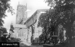 Parish Church c.1960, Penistone