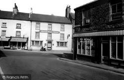 Spread Eagle Hotel c.1960, Penistone