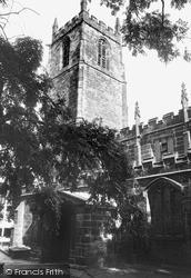 St John The Baptist Church c.1960, Penistone