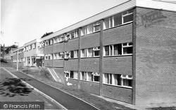 Sycamore Walk c.1960, Penistone