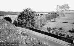 The Railway Bridge c.1960, Penistone