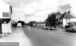 Main Road 1963, Penkridge