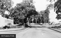 Main Road c.1955, Penley