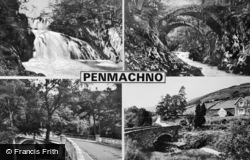 Composite c.1955, Penmachno