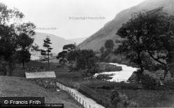 Cwm Valley c.1955, Penmachno