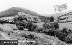 General View c.1965, Penmachno