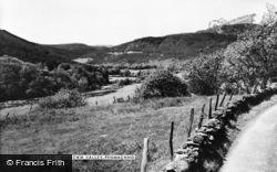 Glascwm Valley c.1960, Penmachno