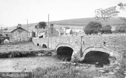 The Bridge c.1955, Penmachno
