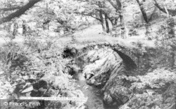 The Roman Bridge c.1965, Penmachno
