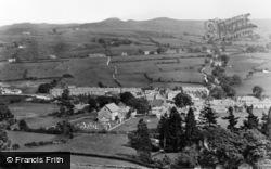 The Village c.1955, Penmachno