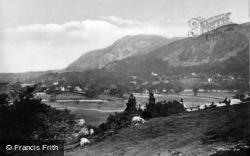 Penmaenmawr, Across The Golf Links c.1931