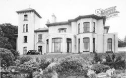 Penmaenmawr, Bryn Hedd 1939