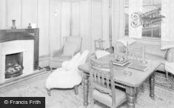 Penmaenmawr, Bryn Hedd, C Of E Holiday Home, Writing Room 1951
