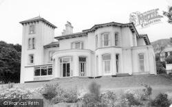 Penmaenmawr, Bryn Hedd Ce Holiday Home c.1960
