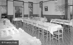 Penmaenmawr, Bryn Hedd, Church Of England Holiday Home, Dining Room 1951