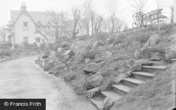 Penmaenmawr, Bryn Hedd, Church Of England Holiday Home, Entrance 1951