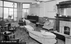 Penmaenmawr, Bryn Hedd, Church Of England Holiday Home, Lounge 1951