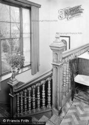Penmaenmawr, Bryn Hedd, Church Of England Holiday Home, Stairway 1951