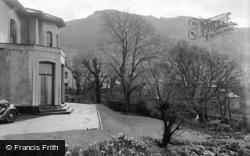 Penmaenmawr, Bryn Hedd, Church Of England Holiday Home, The Terrace 1951
