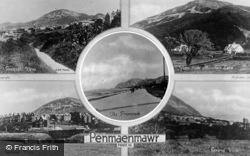 Penmaenmawr, Composite c.1930